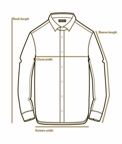Wrenchmonkees Shirt Size Guide